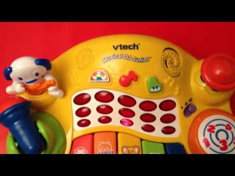 Kids Musical Piano Toys Compilation - Vtech, Disney Princess, Fisher Price, Baby Einstein, Pororo &