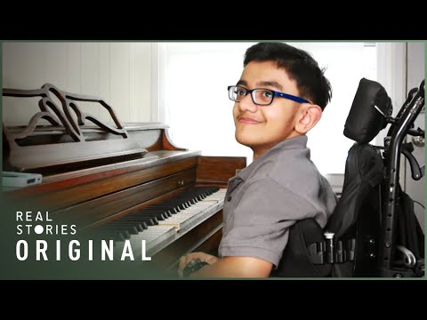 Brittle Bone Rapper: The Inspirational World Of Sparsh (Real Stories Original) - Real Stories