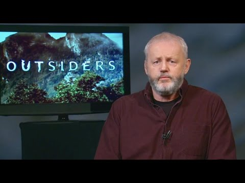 The Red Booth S5 David Morse from Outsiders  Apr 2017