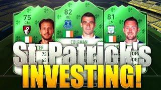 ST PATRICK'S DAY FUT 18 - SU CHE GIOCATORI INVESTIRE - FIFA 18 COMPRAVENDITA