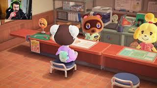 DEJANDO BONITO TODO - Animal Crossing New Horizons - Directo 11
