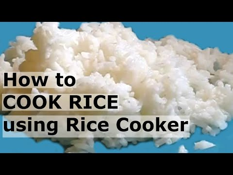 how-to-cook-rice-using-rice-cooker---cooking-white-rice-recipe---rice-to-water-ratio---homeycircle