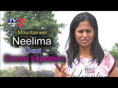Mountaineer Neelima Exclusive Interview | Everest Expedition 2016  | Full Documentary | TV5 News