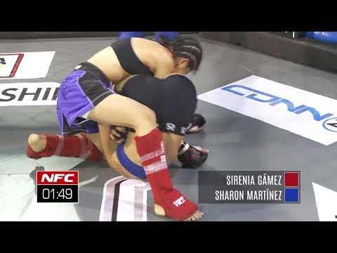 NFC44 | Sirenia Gamez vs Sharon Martinez