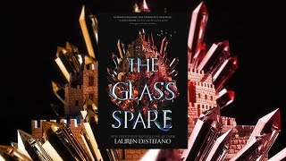 THE GLASS SPARE by Lauren DeStefano | Official Book Trailer