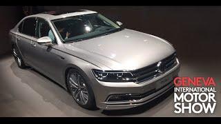 Volkswagen представил роскошный седан Phideon(Концерн Volkswagen принял радикальное решение о смене флагманской модели. Правда, сделано это будет только в..., 2016-03-05T15:24:54.000Z)