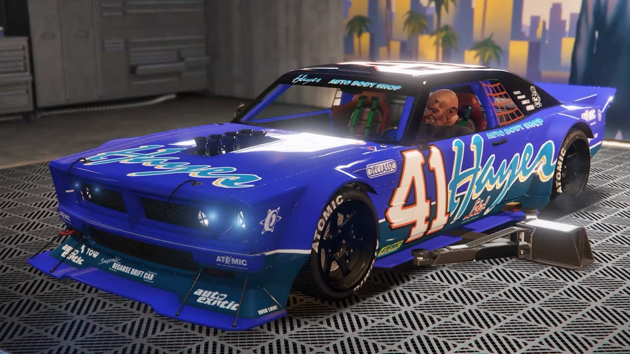 Declasse Drift Tampa Customization Test Hidden Unreleased Car