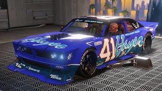 DECLASSE DRIFT TAMPA CUSTOMIZATION & TEST HIDDEN UNRELEASED CAR - GTA V ONLINE CUNNING STUNT DLC