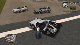 Car Spawner test for Going To Hill Valley 3.0   El Tio Miguel
