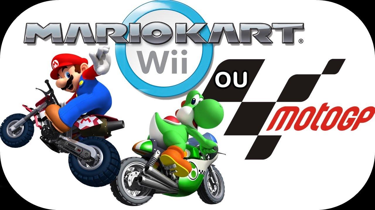 """Mario Kart Wii - ou Mario """"Moto GP""""! - YouTube"""