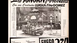 La Sonora Ponceña - fuego en el 23