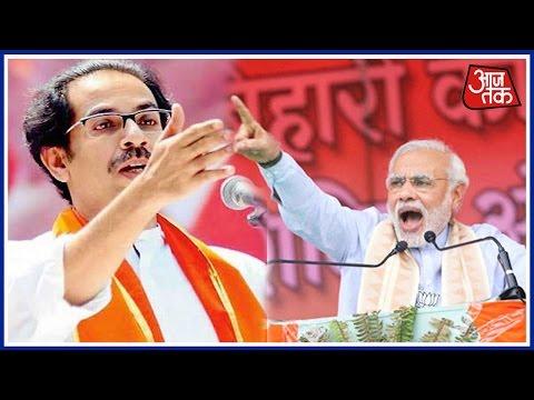 Shiv Sena warns Modi Government To Roll Back Demonetisation