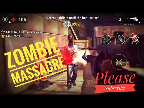 UNKILLED: Multiplayer Zombie Survival Android Best Game