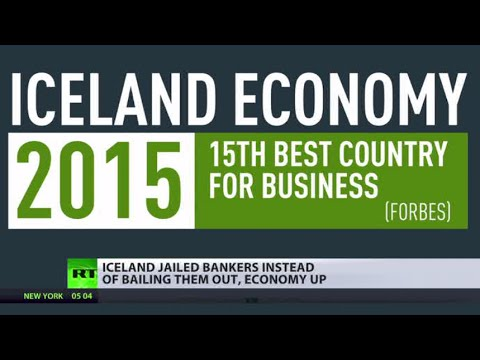 Secret of Iceland economic miracle: Jail bankers, let banks go bust & no bail-out
