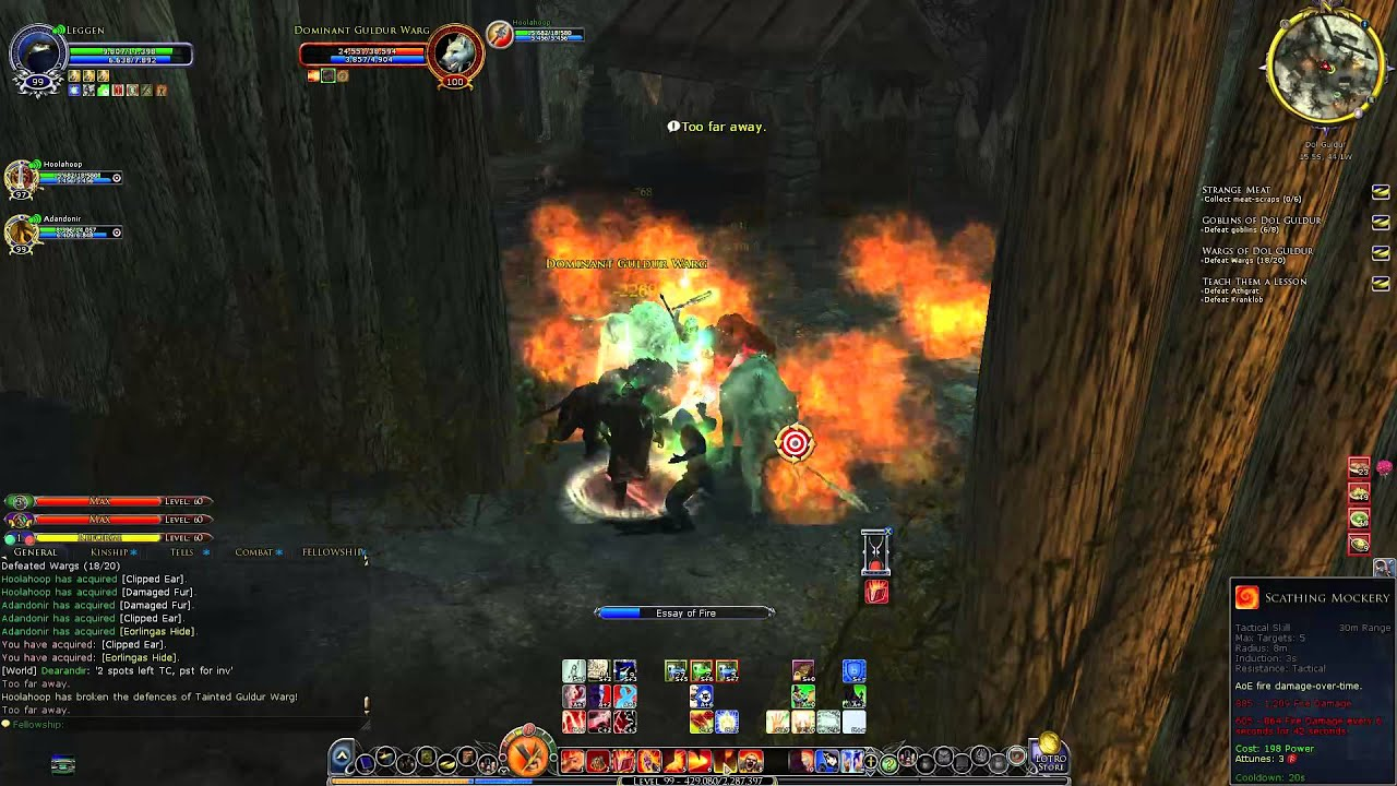 Lord Of The Rings Online Stream