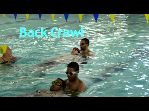 Pool Classes at John Jay College