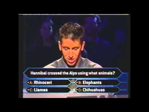 Who Wants To Be a Millionaire Failures & Stupidity 2014