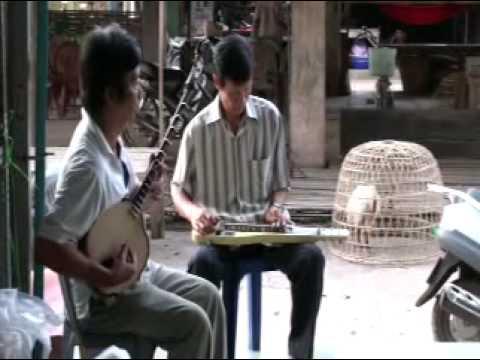 Be Sau - Minh Quyen : song tau  Vong Co cau 1,2 ,5,6