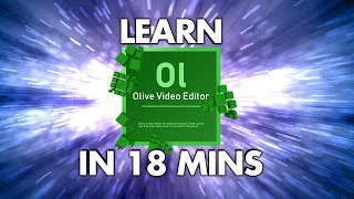 Getting Started with Olive - Video Editing Tutorial for Beginners