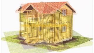 Дом из оцилиндрованного бревна(, 2013-03-12T04:53:25.000Z)