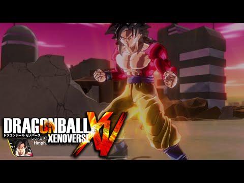 Dragon Ball Xenoverse - Parallel Quest Small But Strong (Unlock Super Spirit Bomb)
