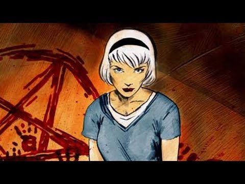 Riverdale Is Getting A Dark Sabrina The Teenage Witch SpinOff Series