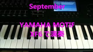 熱帯Jazz楽団バージョンの September です。少しだけアレンジを加えてい...