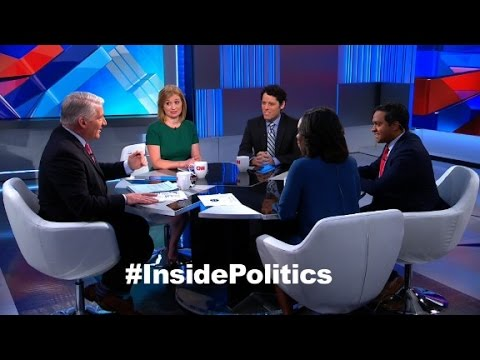 'Inside Politics' forecast: Ohio in play for Cl...