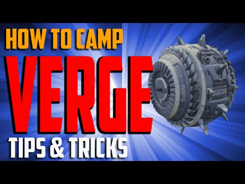 Blacks Ops 3 How To Camp On The Map Verge Worlds Biggest Campers Playing FTW!