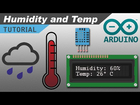 How To Set Up The DHT11 Humidity And Temperature Sensor On An Arduino