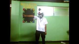 Voltes V dance steps JMLP