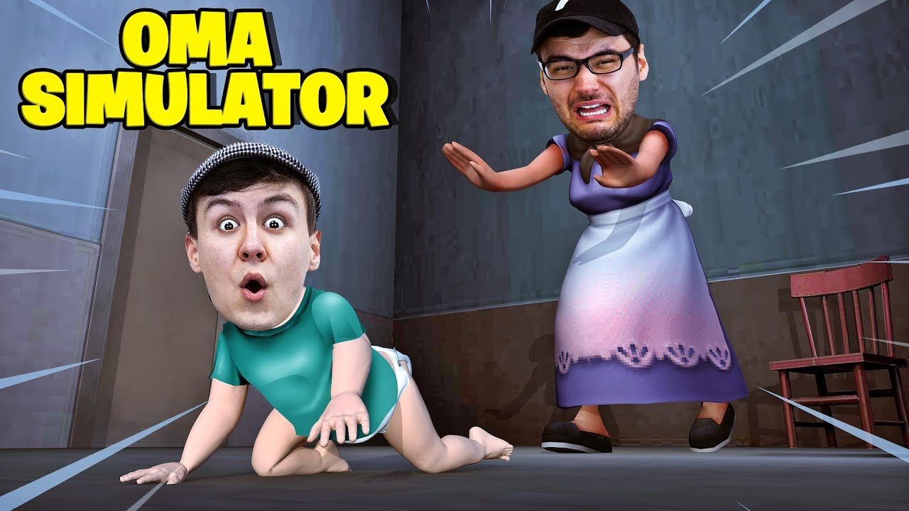 DIE OMA HOLT DICH?! (OMA Simulator) - YouTube