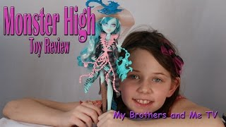 Monster High Toy Review Haunted Vandala Doubloons
