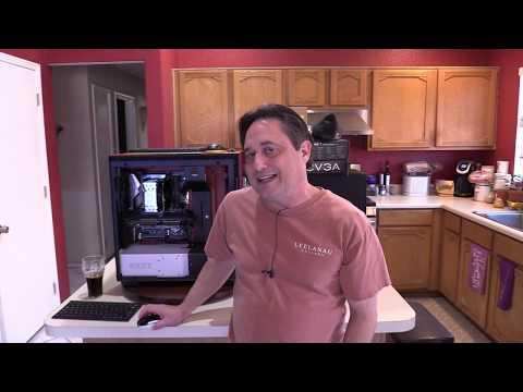 Live VLOG – Computer repairs