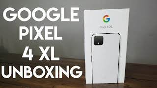 Google Pixel 4 XL Unboxing - One Month Later, But New To Me