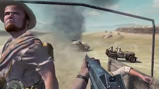 Прохождение Игры Call of Duty 2  11 серия