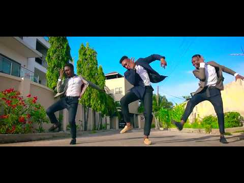 WOW! THIS IS REAL TALENT FROM GHANA - EWEE BY THE XCLUZIVES (AN iGOZAH DANCE PROJECT)