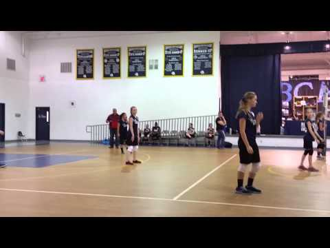 Brunswick Christian Academy vs heritage volleyball