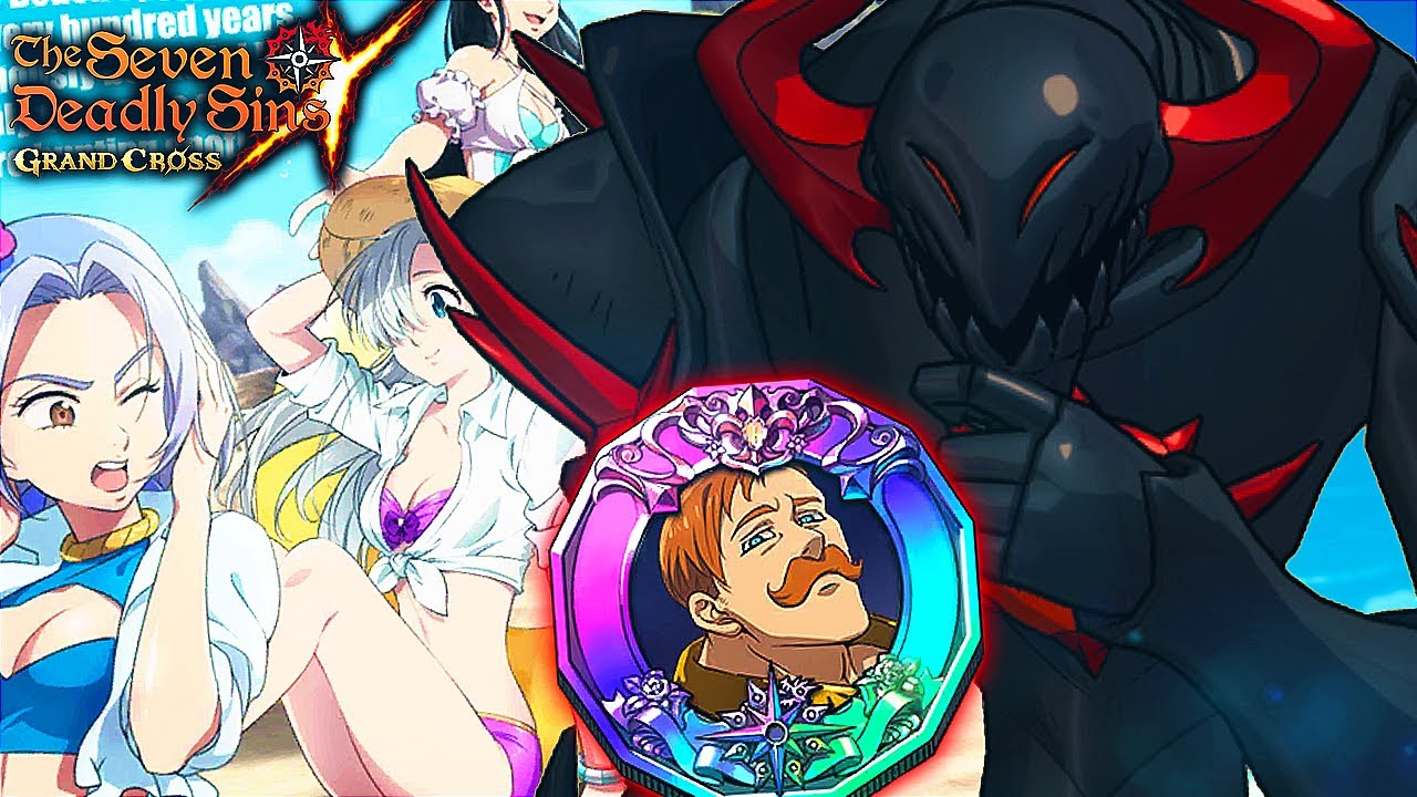 Download LEAKS! 2ND UNIT REVEALED AND WAIFUS IN SWIMSUITS FOR GLOBAL!!   Seven Deadly Sins: Grand Cross