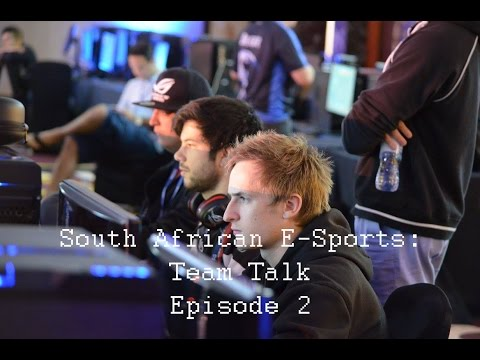 South African e-sports Team Talk Episode 2: White Rabbit Gaming