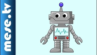 Iszkiri Zenekar - Kicsi Robot (otthon ülő változat) | MESE TV