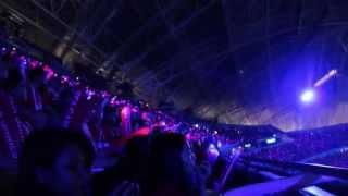 Sam Willows - Ordinary live (Sea Games 2015 Closing Ceremony at Singapore National Stadium)
