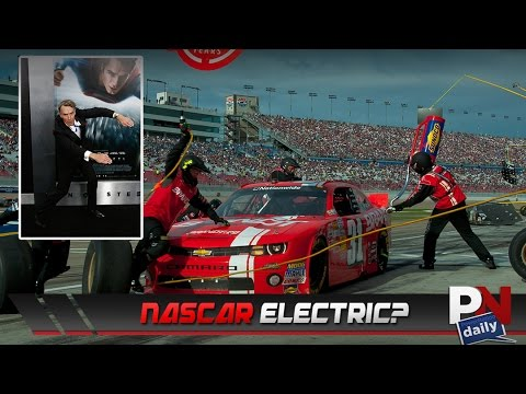 Could Nascar Be Racing Electric Cars Soon Find Out Here