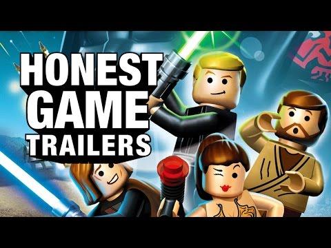 LEGO STAR WARS (Honest Game Trailers)
