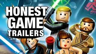LEGO STAR WARS (Honest Game Trailers)(SUBSCRIBE ▻▻ http://smo.sh/SubscribeSmoshGames HGT: WARCRAFT ▻▻ http://smo.sh/HGT-Warcraft HGT: LEGO Marvel Superheroes ..., 2016-06-28T20:16:02.000Z)