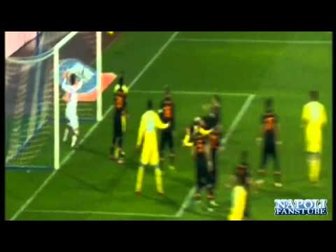 Napoli-Roma 3-0 Ampia Sintesi - Coppa Italia - 12-02-2014