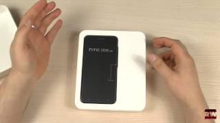 Распаковка HTC One X10