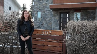 calgary real estate property video tour production 507 riverdale ave sw