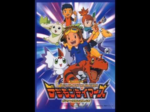 Digimon Tamers~Digivolution Theme (US)