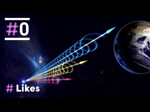 Likes: Señales de radio de otras galaxias #Likes235   #0